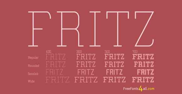8 Free & Useful Fonts for your Library