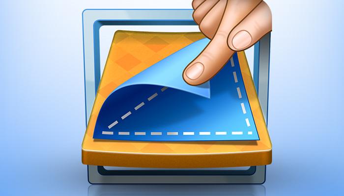 paperama blueprint android game icon