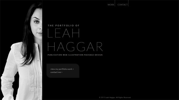 20 Amazing Black & White Sites for Inspiration