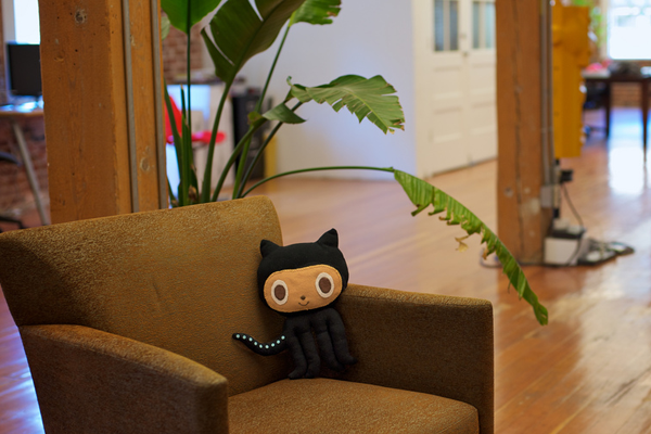 github octocat doll plush working offices