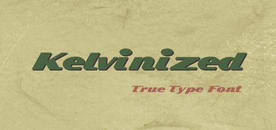 Kelvinized