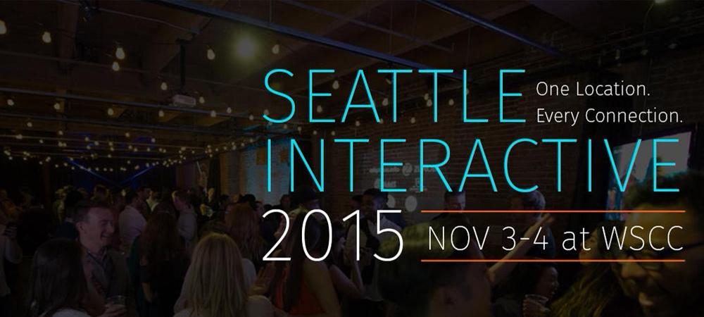 Seattle Interactive 2015