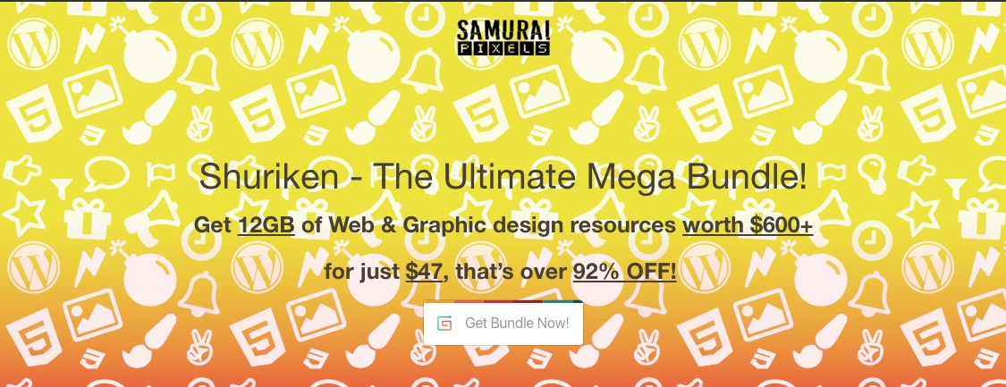 Design bundle