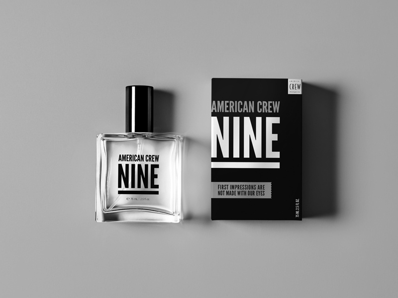 american_crew_fragrance packaging ideas