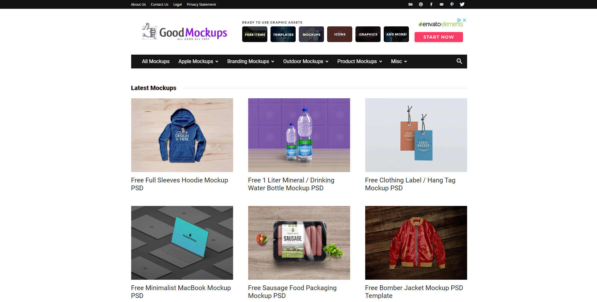 good mock ups Murfreesboro TN website free mock ups