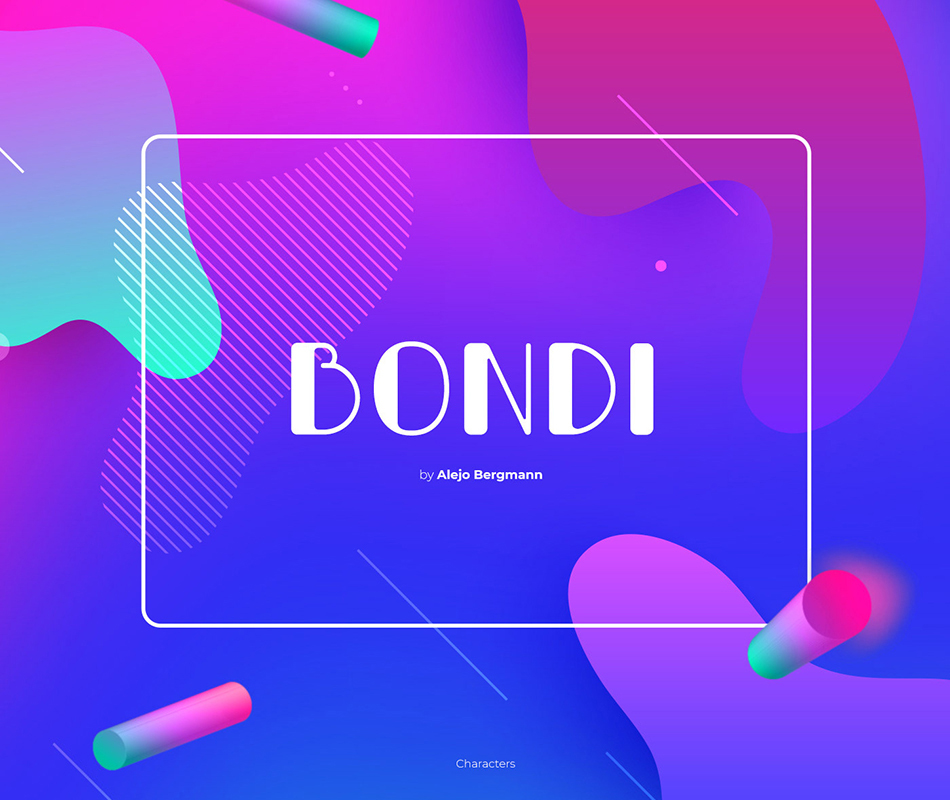 10 Free Modern Fonts That Will Spice Up Your Futuristic Projects - Web Design Ledger