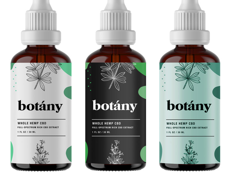 botany-hemp-packaging-design