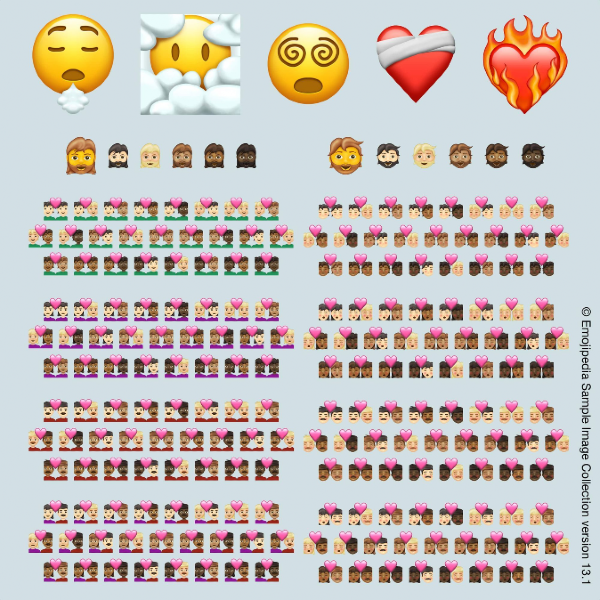 new emojis 2021 apple