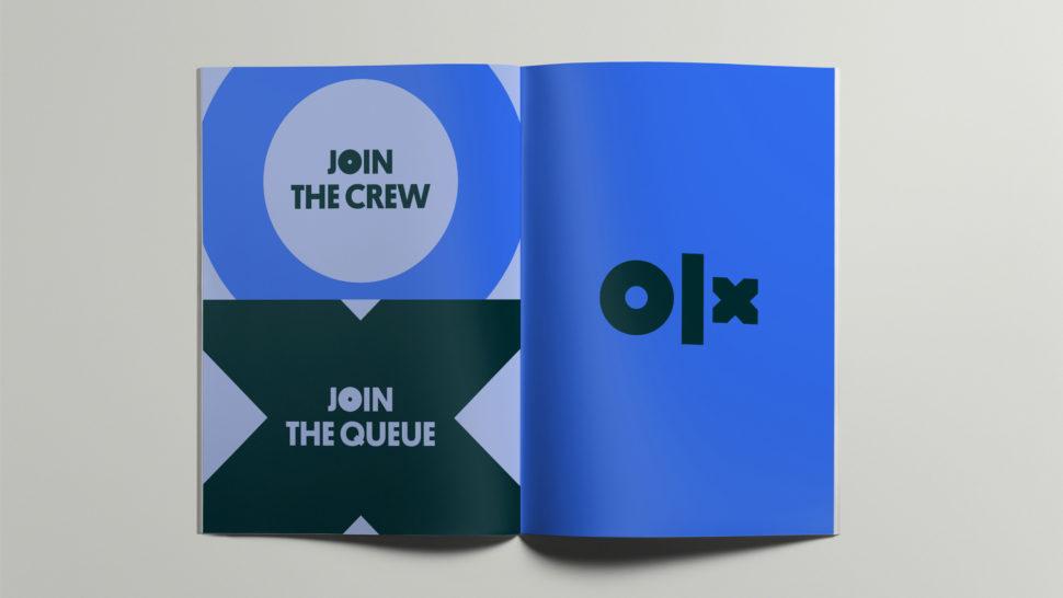 OLX Gets A Brand New Logo and Platform Design