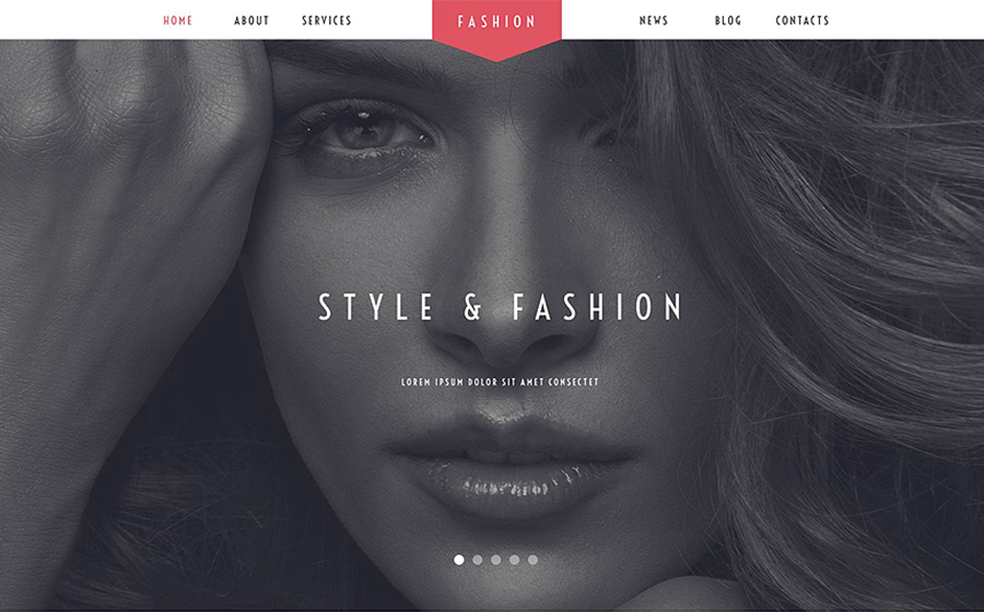 Stylist WordPress Theme