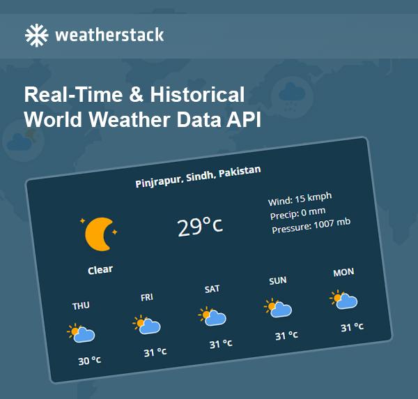 weatherstack