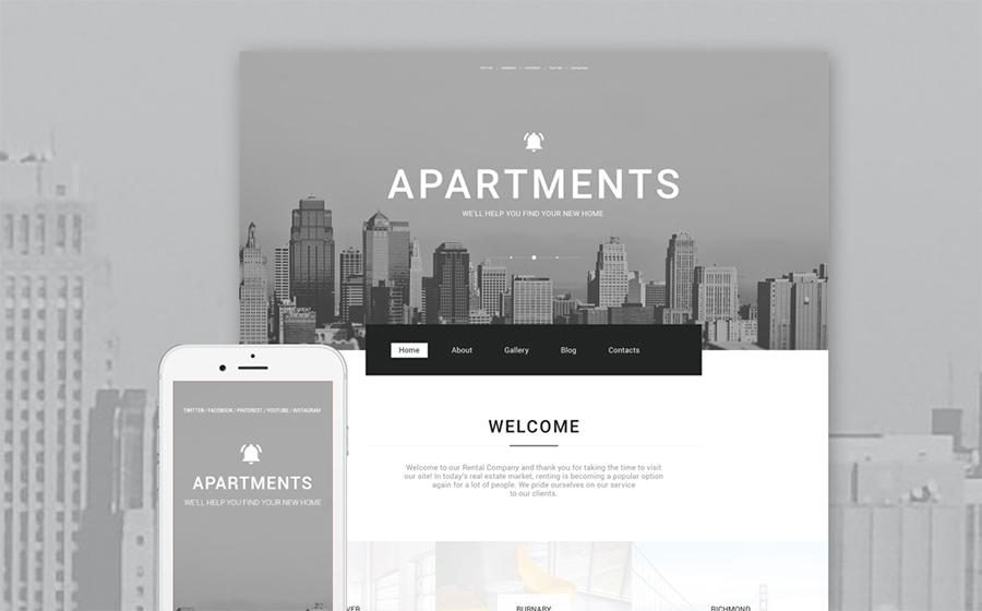 ate Agency Responsive WordPress Theme