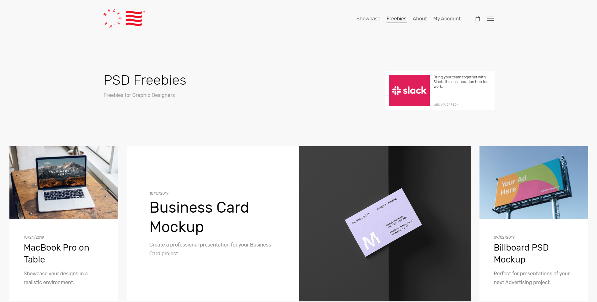mr mockups Murfreesboro TN website free mockups