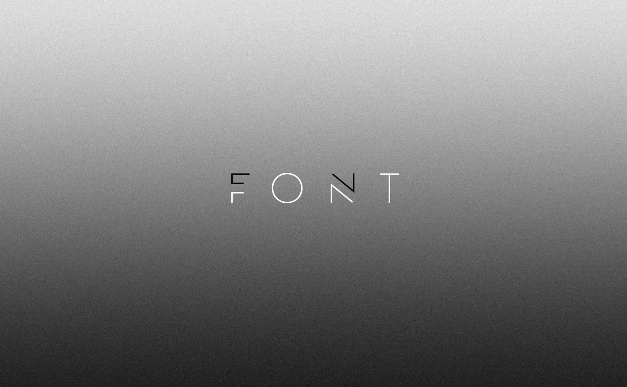 sans serif modern fonts