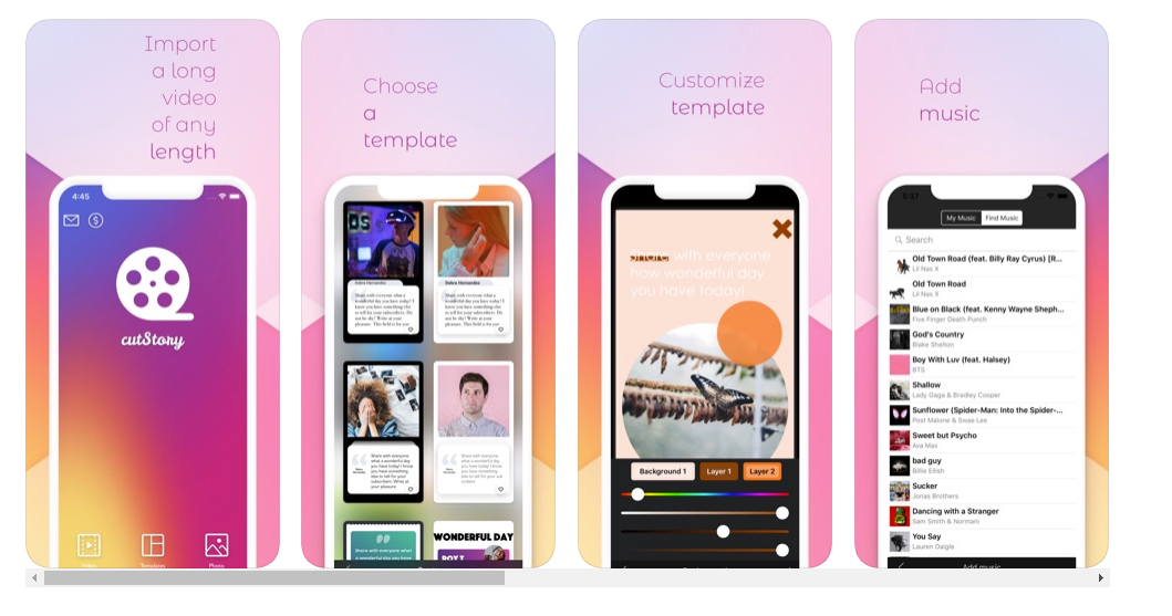 10 Best Free Insta Story Apps That Will Help You Slay The Instagram Game Web Design Ledger