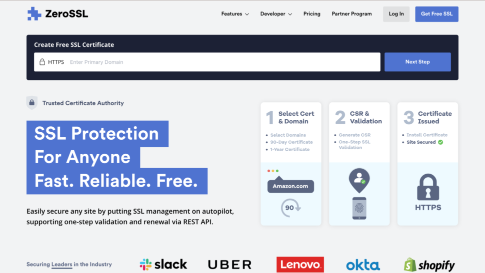 ZeroSSL: The Answer to Trusted Certificate Authority and SSL