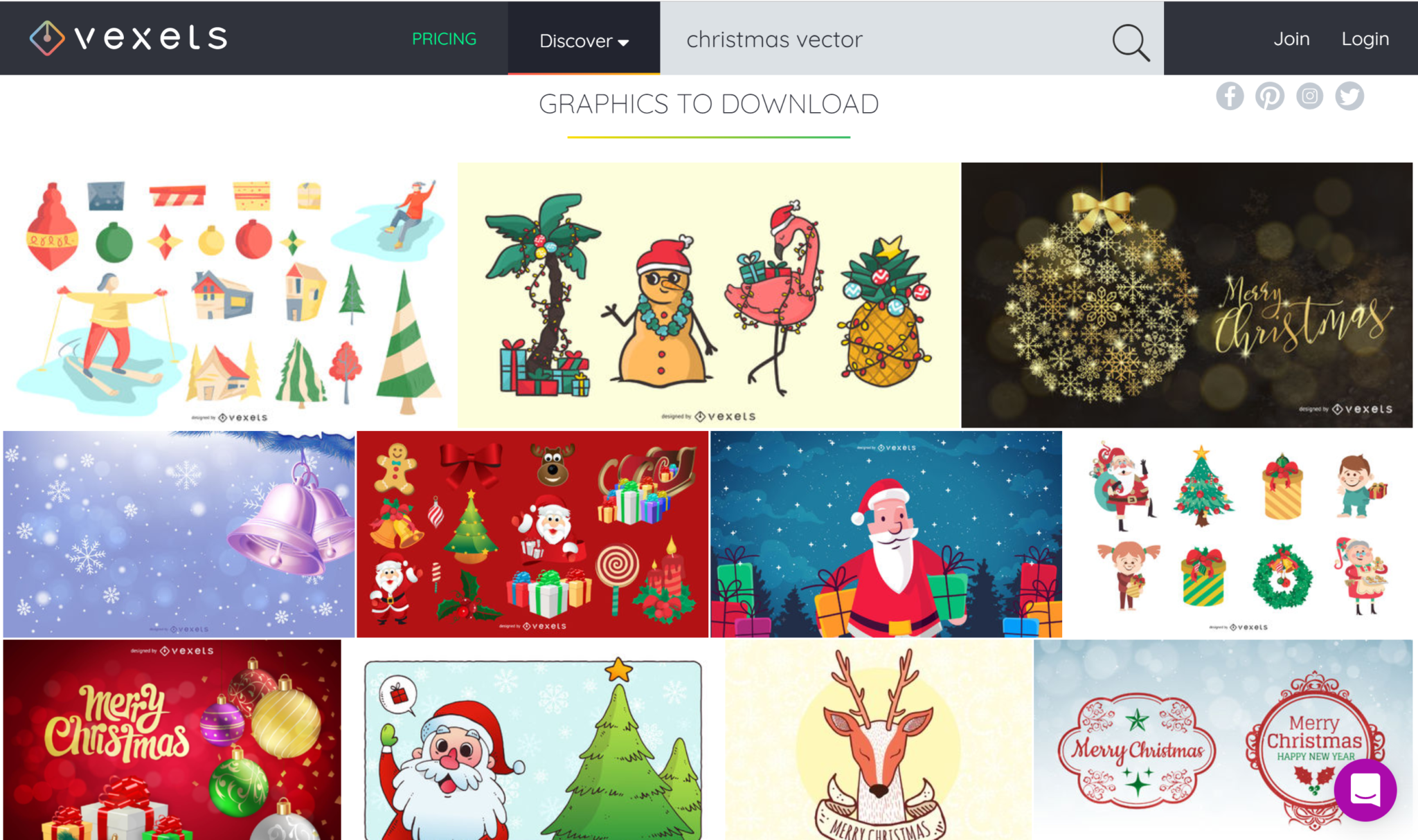 free vectors for holidays and christmas