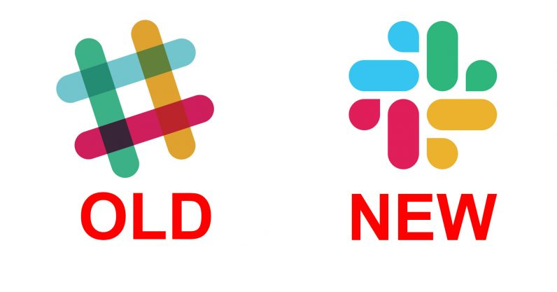 Slack Changes Their Logo and Designers Disapprove
