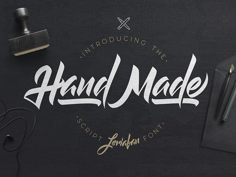 10 Fonts For The Super Fancy Designs