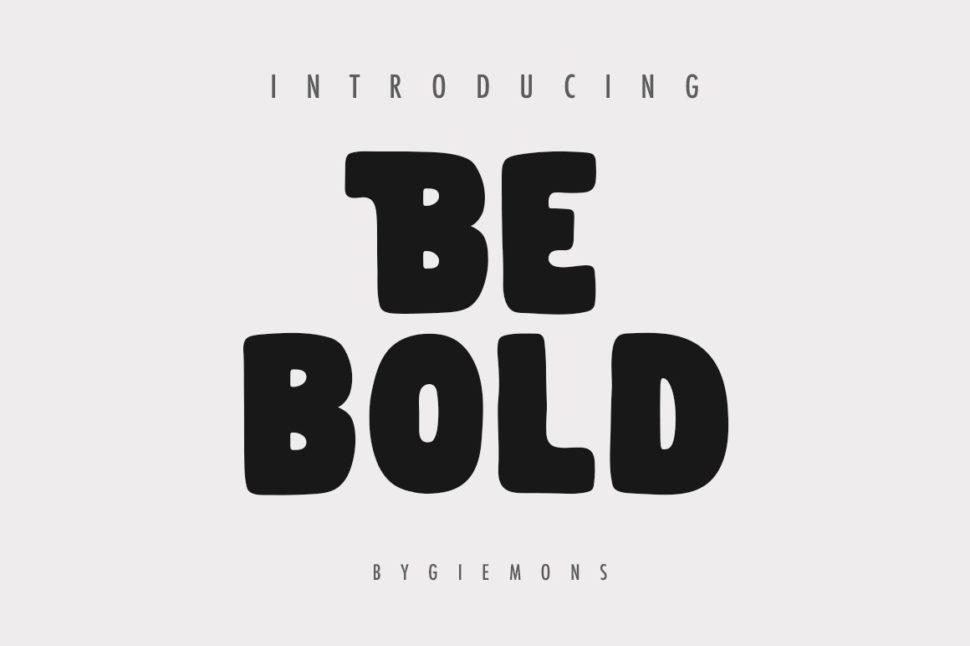 bold fonts