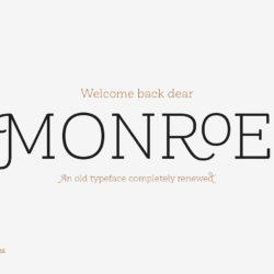 Monroe Font