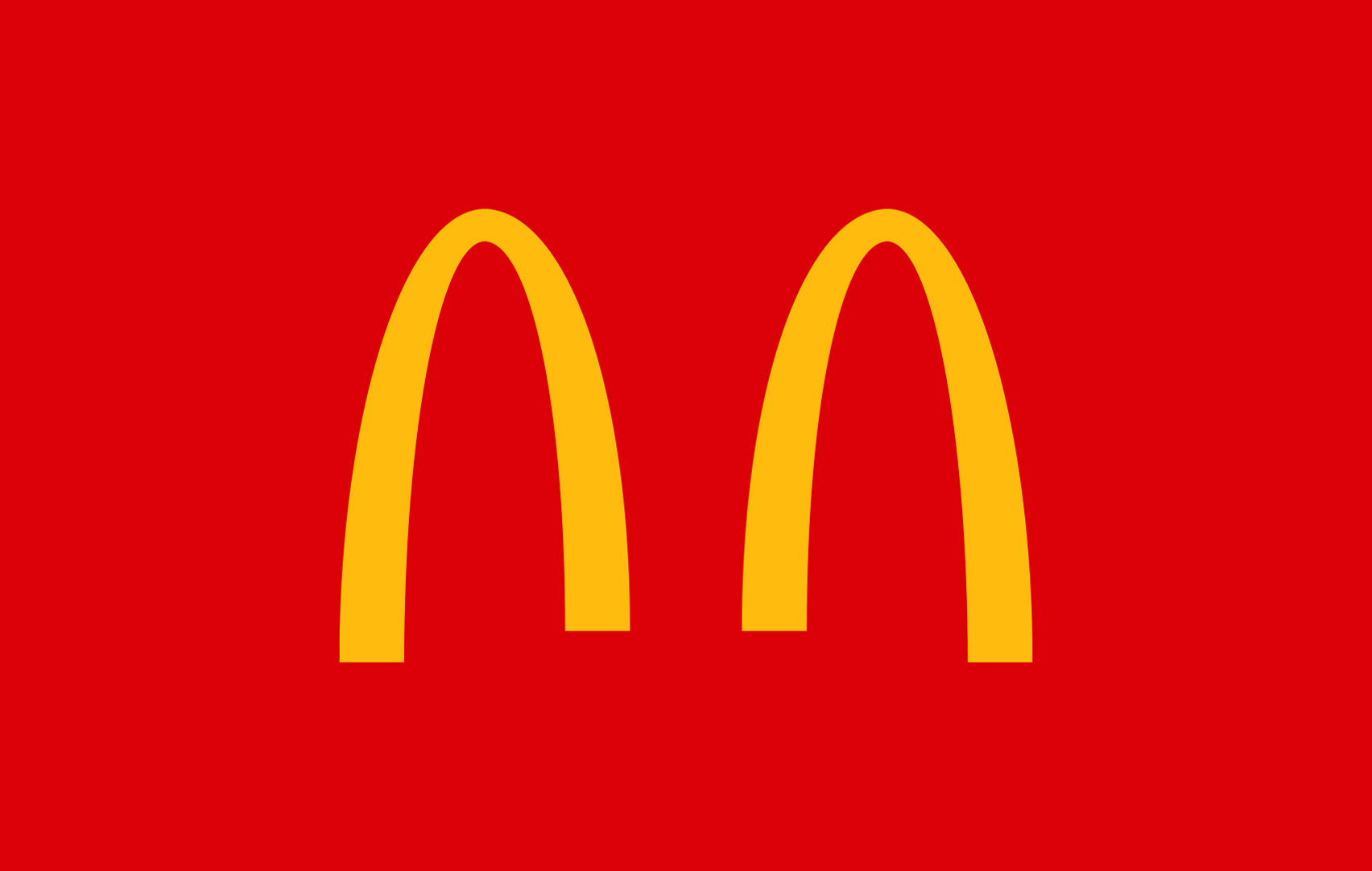 mcdonald's social distancing logo