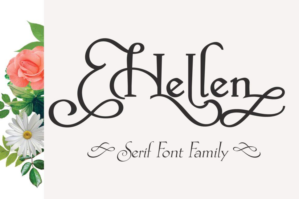Script Modern Font