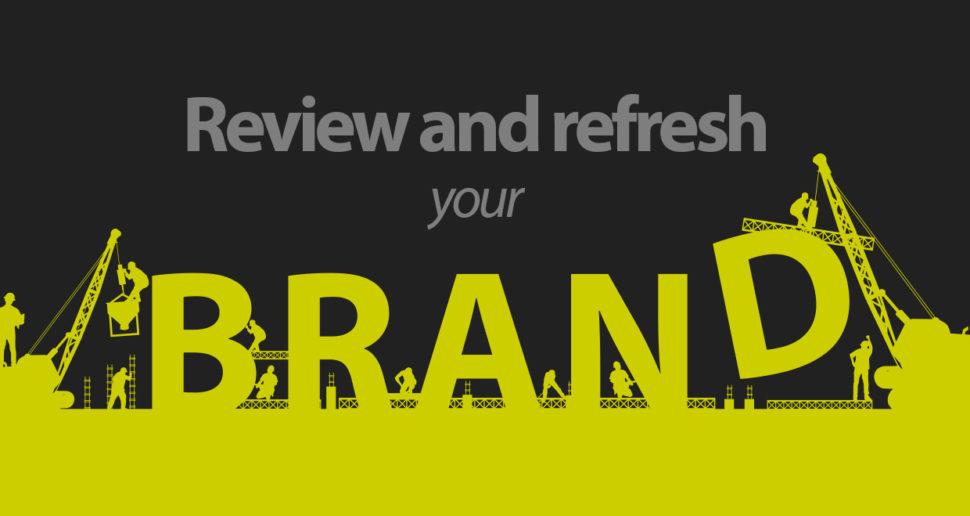 brand refresh