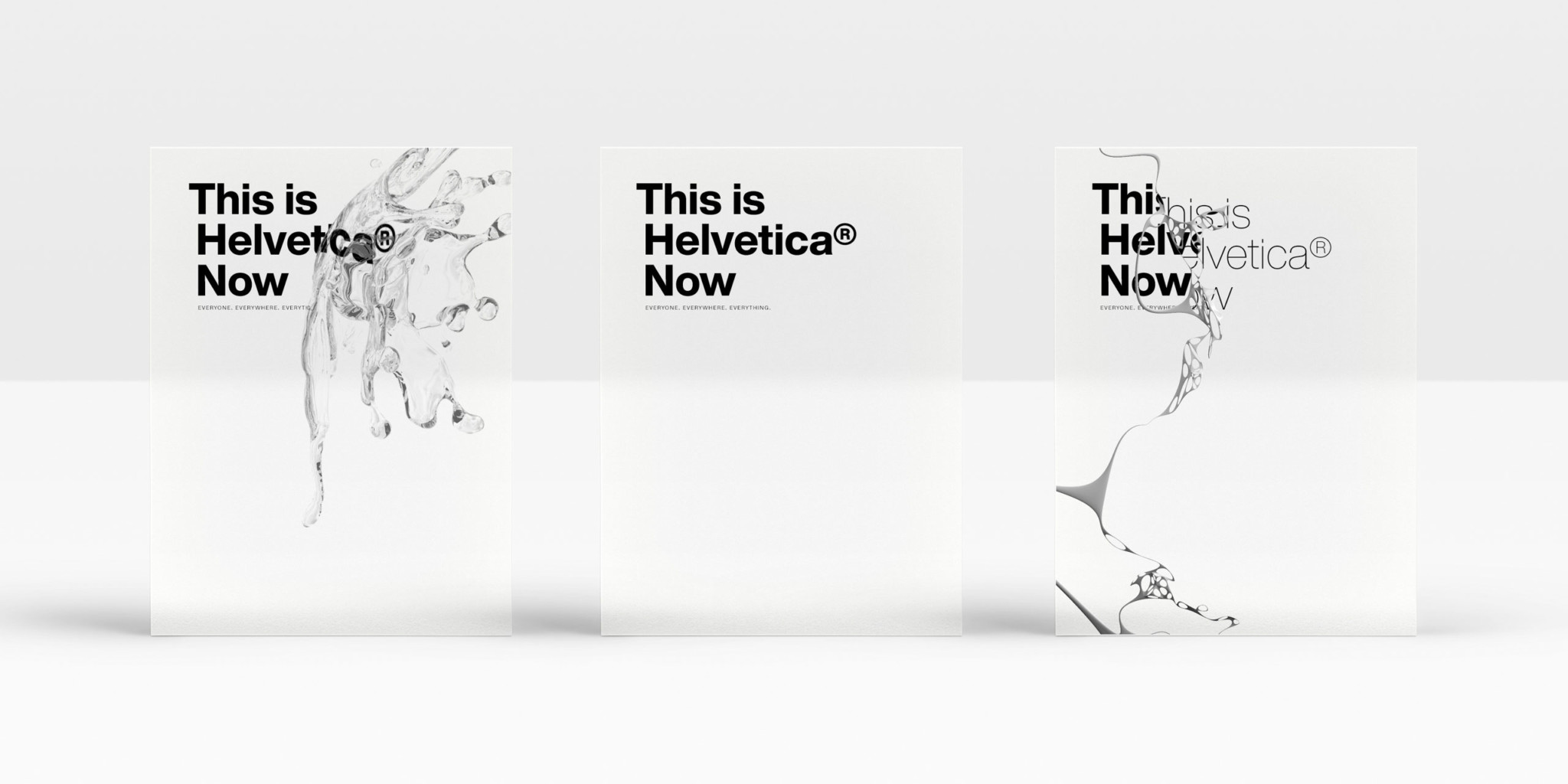 Helvetica Now 2020 fonts