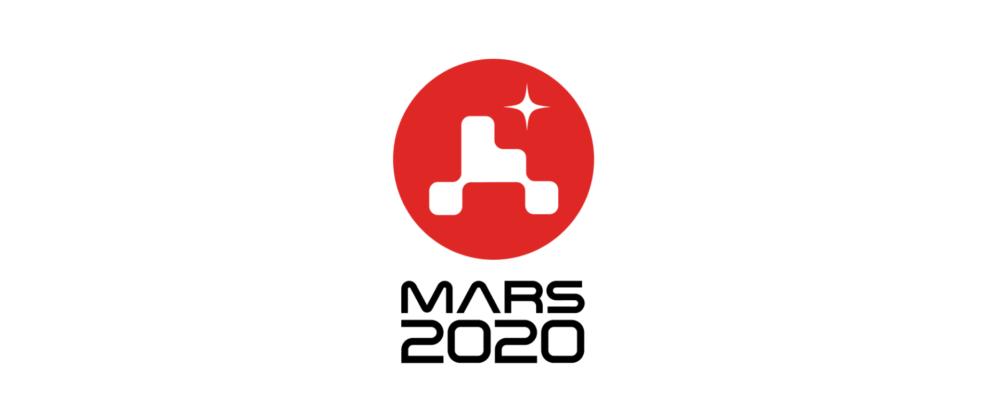 Nasa Mars Logo 2020
