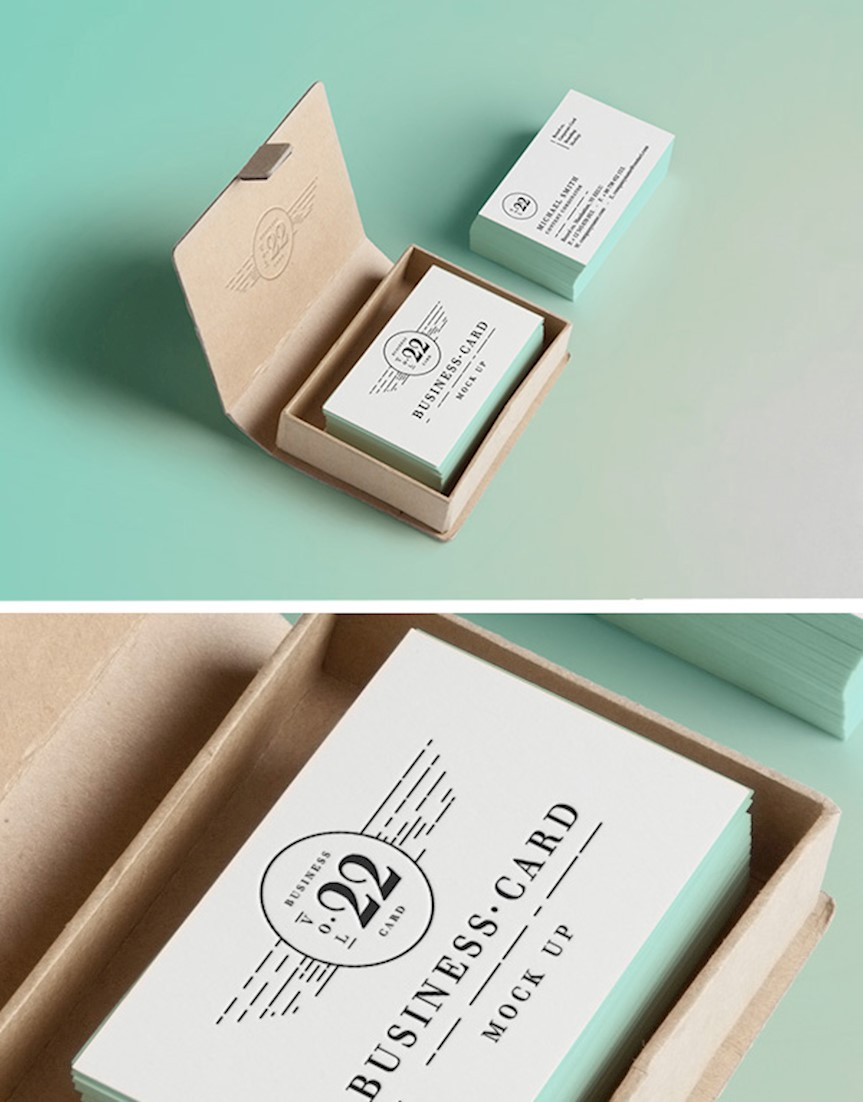 20 beautiful business card mockups to download for free psd business card mockup 2 reheart Image collections