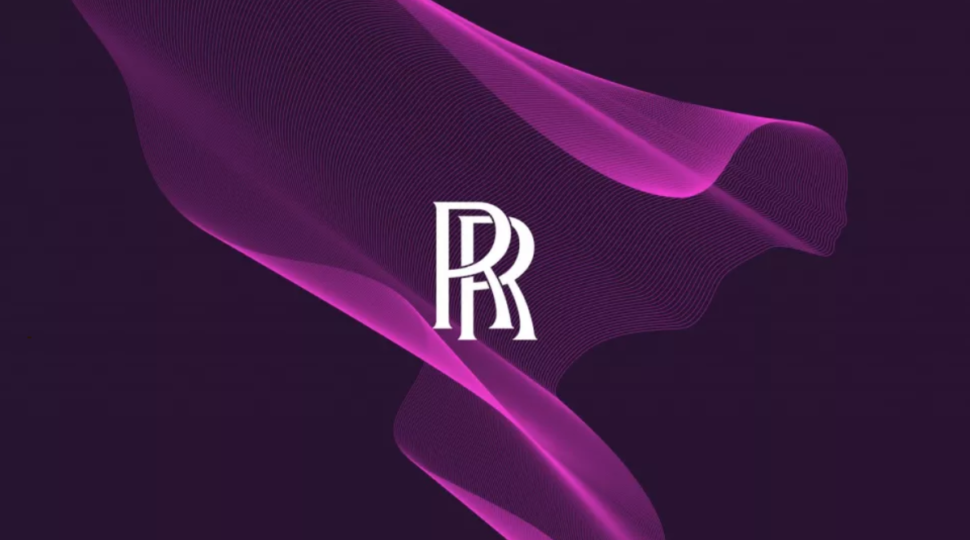 New rolls-royce identity