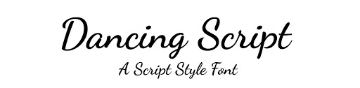 pairing the right fonts