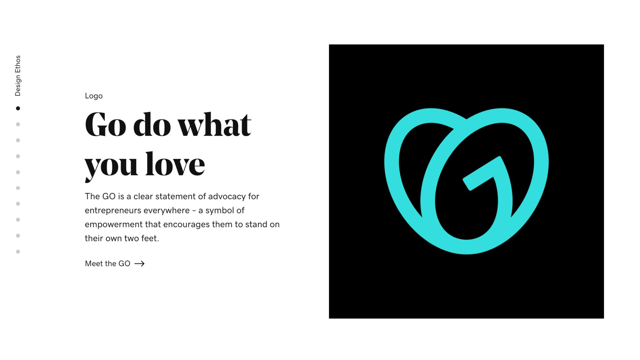 godaddy new logo