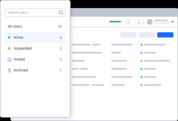 access management platform Teamstack