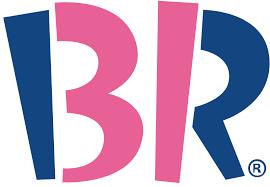 Baskin robbins hidden logo