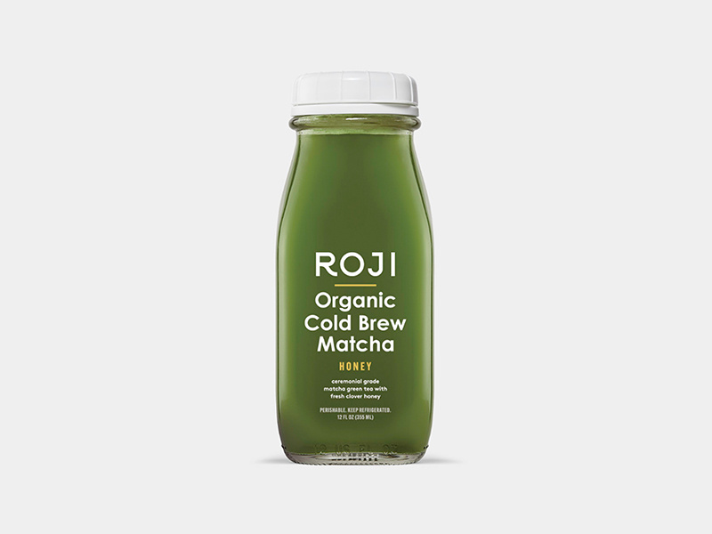 roji juice packaging design