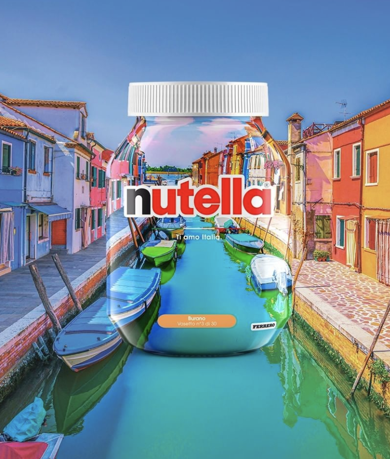 Nutella Spreads Its Brand New Jar Designs And We Are Loving It