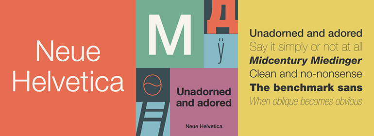 Do People Still Love Helvetica? - Web Design Ledger