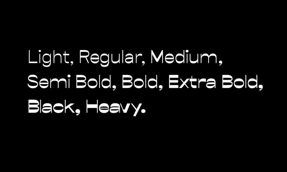 Opposit Font