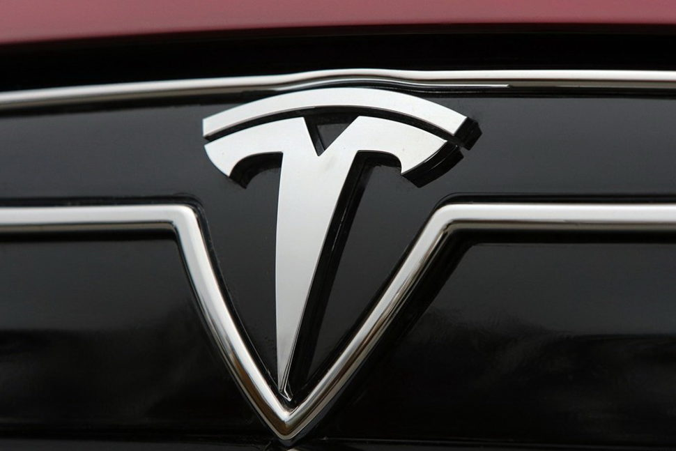 The Story Behind The Tesla Logo Web Design Ledger