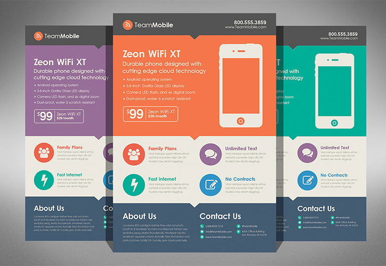 The Pros, Cons And Future Of Flat Design - WebDesignLedger