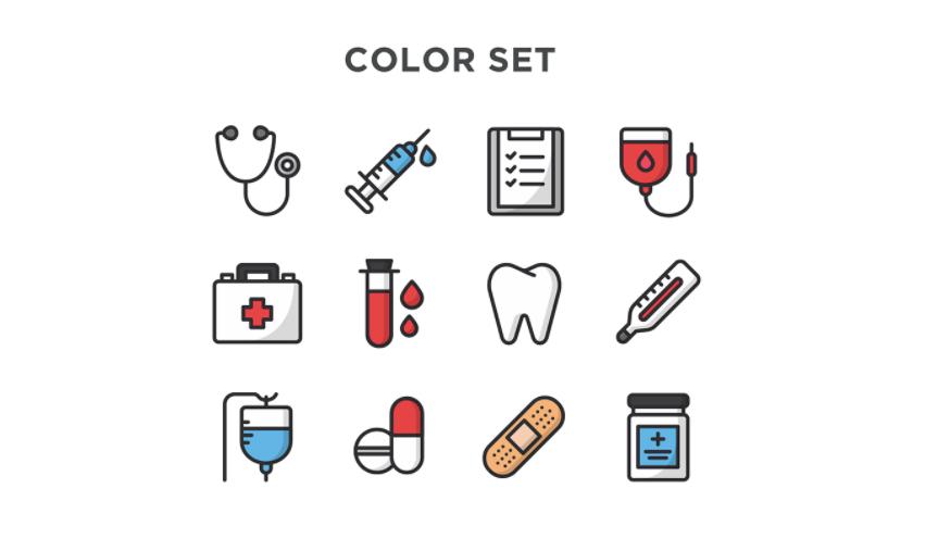 free-medicine-icons