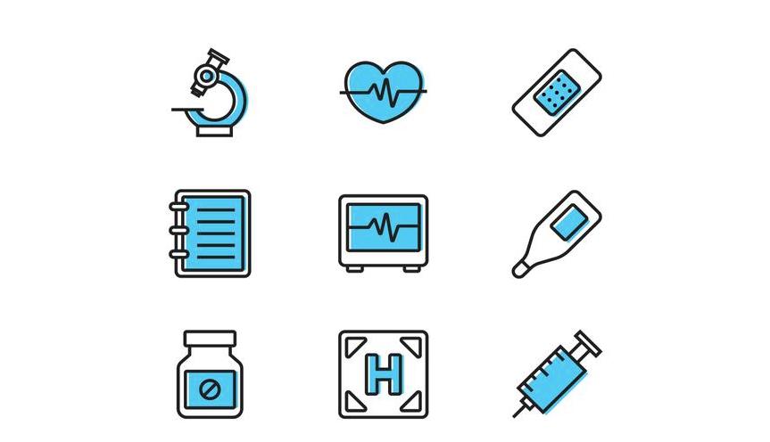 line-medical-icon