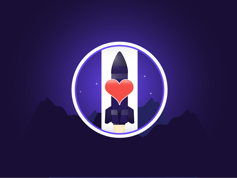 love-and-rockets-icon-design