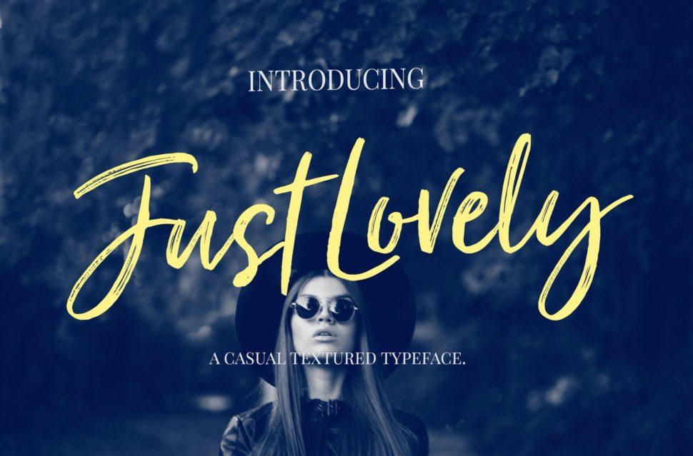 summer loving font