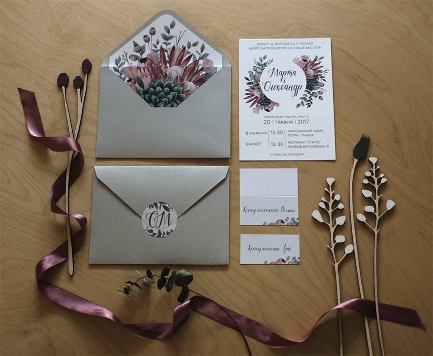 20 Amazingly Creative Wedding Invitation Designs