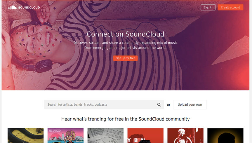 dragon digital 15 best sites to listen to the music for free