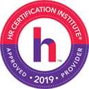 HR certification badge 2019