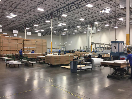 Snagging This Manufacturing Facility Is A Boon For Both The Company Itself  And The Region. The Financially Successful California Closets Is The Most  ...